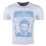 adidas Messi Label T-Shirt 2014