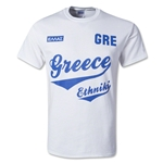Greece Banner T-Shirt (White)