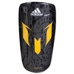 adidas adizero F50 Messi Shinguard (black/solar gold/white)