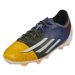 adidas F50 adizero FG Junior Messi (Neon Orange/Running White/Earth Green)