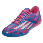 adidas F10 IN (Neon Pink/Running White/Solar Blue)