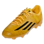 adidas F50 adizero FG Junior Messi (Neon Orange/Black)