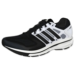 adidas Supernova Glide 6 Running Shoe (Black/Black/Running White)