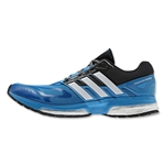 adidas Response 23 TechFit Running Shoe (Solar Blue/Core White/Black)