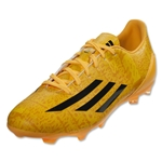 adidas F10 FG Messi (Neon Orange/Black)