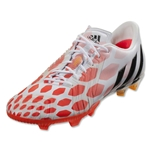 adidas Predator Instinct FG (White/Red/Black)