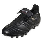adidas Copa Mundial (Black/Metallic Gold)