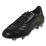 adidas F50 adizero FG Leather (Black/Carbon Metallic)