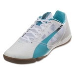 Puma evoSpeed Sala (White/Scuba Blue/Turbulence)