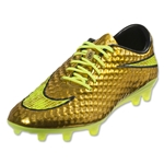 Nike Hypervenom Phantom FG (Metallic Gold Coin/Black/True Yellow)