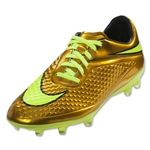 Nike Hypervenom Phelon FG (Metallic Gold Coin/Black/True Yellow)