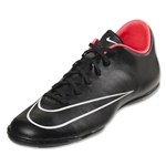 Nike Mercurial Victory V IC (Black/Hyper Punch)