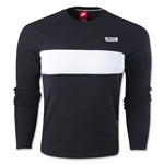 Nike FC AW77 GF Long Sleeve Crew (Black)