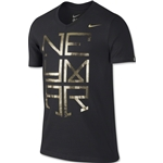 Nike Neymar Hero Logo T-Shirt (Black)