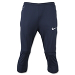 Nike Squad Attatch 3/4 Tech Pant (Navy)