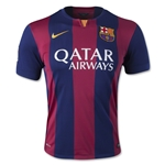 Barcelona 14/15 Jersey de Futbol Local