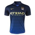 Manchester City 14/15 Away Soccer Jersey
