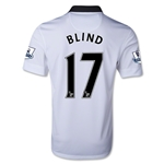 Manchester United 14/15 BLIND Away Soccer Jersey