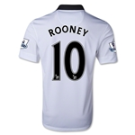 Manchester United 14/15 ROONEY Away Soccer Jersey