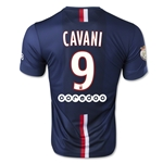 Paris Saint-Germain 14/15 CAVANI Home Soccer Jersey
