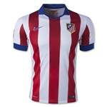 Atletico Madrid 14/15 Jersey de Futbol Local