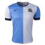Blackburn Rovers 14/15 Home Soccer Jersey