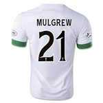 Celtic 14/15 MULGREW Third Soccer Jersey