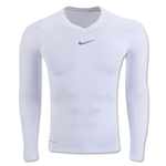 Nike NPC Lightweight Top (White)