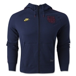 Barcelona AW77 Covert Full Zip Hoody