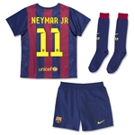 Barcelona 14/15 NEYMAR JR Kids Home Kit