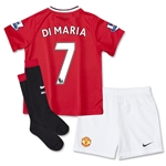 Manchester United 14/15 DI MARIA Kids Home Kit