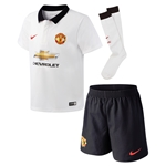 Manchester United 14/15 Kids Away Kit