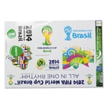 2014 FIFA World Cup(TM) Logo Decal Set