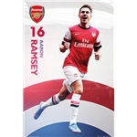 Arsenal Ramsey Poster