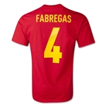 Cesc Fabregas Player T-Shirt