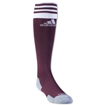 adidas Copa Zone Cushion II Irregular Sock 3 Pack (Cardnal/Wh)