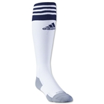 adidas Copa Zone Cushion II Irregular Sock 3 Pack (Wh/Nv)