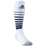 adidas Team Speed Sock Irregular 3 Pack (Wh/Nv)