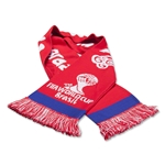 Croatia 2014 FIFA World Cup Brazil(TM) Scarf