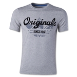 adidas Originals Junior Rock T-Shirt 3 (Gray)