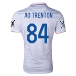 USA 14/15 American Outlaws AO TRENTON Home Soccer Jersey