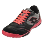 Lotto Futsal Pro VII TF (Black/Fluo Coral)