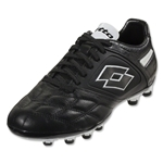 Lotto Stadio Potenza IV 100 FG (Black/White)