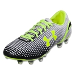 Under Armour Clutchfit Force (White / Black / High Vis Yellow)