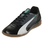 PUMA evoSPEED 5.3 IT Junior (Black/White/Turbulence/Pool Green)