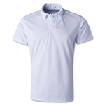 Men's Poly Polo (White)