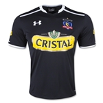 Colo-Colo 2015 Away Soccer Jersey