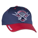 Warrior Boston Cannons MLL Lacrosse Hat