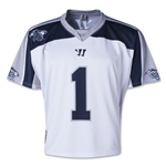 Warrior Chesapeake Bayhawks Lacrosse Jersey