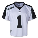 Warrior Long Island Lizards MLL Lacrosse Jersey